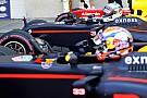 Ricciardo/Verstappen have