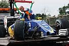 Ericsson to start Hungarian GP from pitlane
