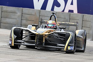 Formula E Breaking news Vergne left frustrated after problematic Techeetah debut