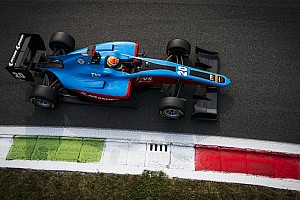 GP3 Breaking news Maini says Monza fightback shows