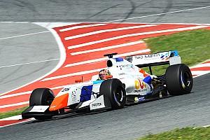 Formula V8 3.5 Testing report Kanamaru ends F3.5 Barcelona test on top