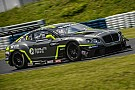 Asian GT Bentley and Ferrari battle for top honours at Okayama
