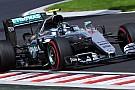 Formula 1 German GP: Rosberg leads Mercedes 1-2 in FP1