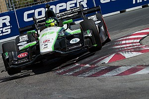 "IndyCar Breaking news Coyne ""too far up the grid"" to use alternate strategy"