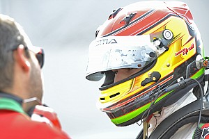 F3 Europe Race report Mixed feelings for Lance Stroll in Hungary