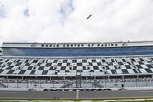 NASCAR Sprint Cup Breaking news Daytona International Speedway suffers damage from Hurricane Matthew