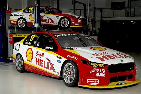 V8 Supercars Penske confirms Shell livery for Clipsal