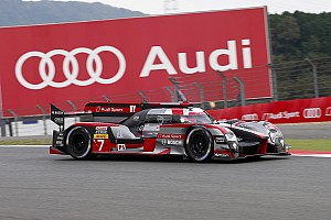 "WEC Breaking news Audi boss responds to quit rumours: ""Nothing is decided"""