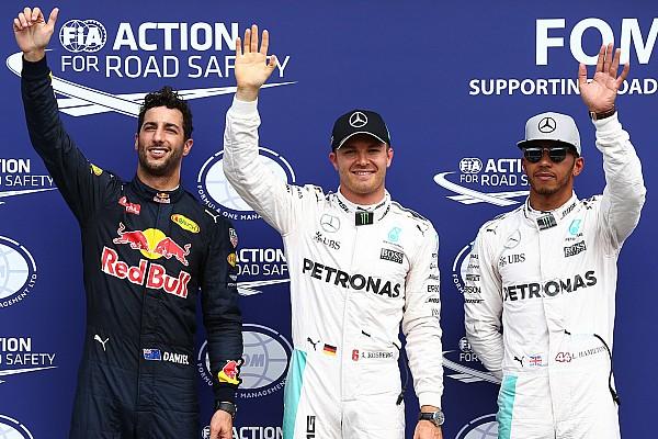 Формула 1 Репортаж з кваліфікації Гран Прі Німеччини: кваліфікація