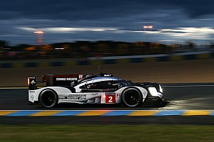 Le Mans Qualifying report Le Mans 24 Hours: Jani takes provisional pole for Porsche