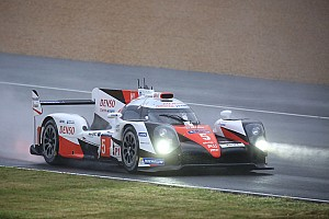 Le Mans Qualifying report Second row start for Toyota Gazoo Racing at Le Mans