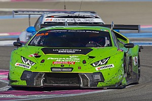 Endurance Qualifying report GRT Grasser Racing Lamborghini on pole for second edition of 24H Epilog Brno