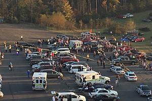 NASCAR Sprint Cup Actualités Des spectateurs blessés par un automobiliste au circuit de Martinsville