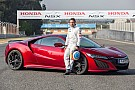 OTOMOBİL Fernando Alonso yeni NSX'in limitlerini zorladı