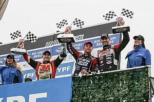 TURISMO CARRETERA Reporte de la carrera Ortelli llegó a la victoria en Paraná