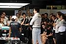 Wolff insists no agenda behind Hamilton/Rosberg mechanic swap