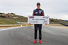 Askew wins Mazda Road to Indy Scholarship Shootout