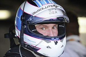 PWC Breaking news Bentley confirms Palmer suffered head injury in Lime Rock crash
