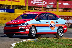 Touring Breaking news Volkswagen completes pre-season test for 2016 Vento Cup