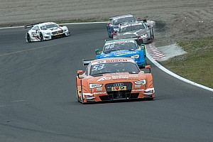 DTM Breaking news Audi: We'll likely have to
