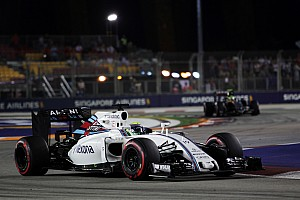 Formula 1 Breaking news Williams: We must not get