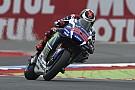 MotoGP Dutch downpour dampens Yamaha MotoGP's efforts