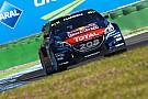 World Rallycross Hansen barred from Hockenheim semi-finals after fiery exit