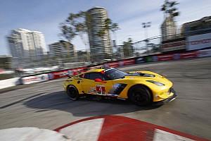 "IMSA Breaking news Corvette Racing's Milner fumes, ""I got wrecked"""