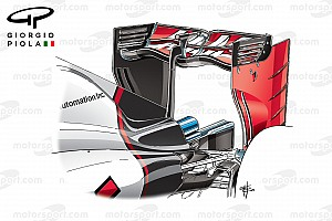 Formula 1 Analysis Tech analysis: How F1 finds drag reduction through waved wings