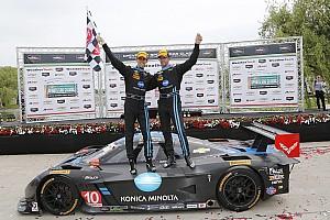 IMSA Race report Taylors supreme in Detroit
