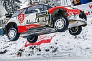 WRC Kris Meeke puts on a show!