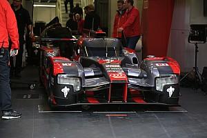 Le Mans Breaking news Duval: Audi more optimistic over Le Mans pace than Spa