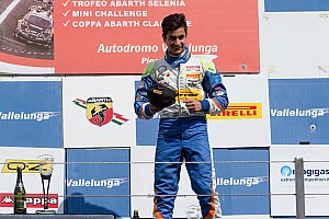 Formula 4 Results Vallelunga Italian F4: Maini clinches maiden podium and two rookies trophies