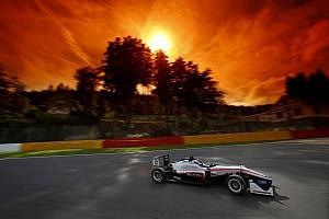 Евро Ф3 Отчет о гонке Расселл победил в Спа, Мазепин сошел, занимая второе место