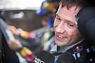 【WRC】オジェ、Mスポーツとの契約発表。「表彰台の一番上が目標!」