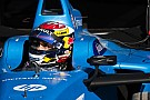 Buemi loses front row start over extinguisher issue