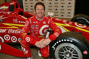 IndyCar Breaking news Dixon positive about Chilton as teammate