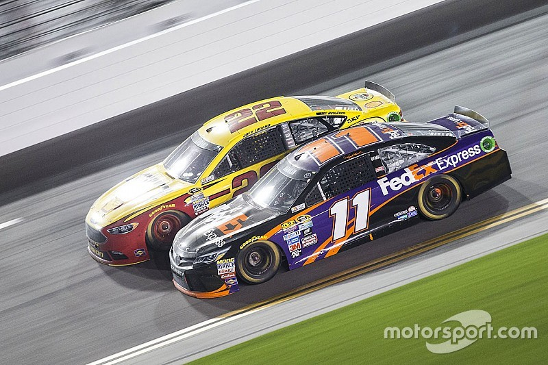 Is The Daytona 500 Shaping Up To Be A Penske Vs Gibbs Battle