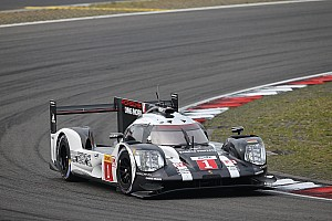 WEC Practice report Nurburgring WEC: Porsche fastest in delayed third practice