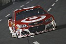NASCAR Sprint Cup Larson comes up short: