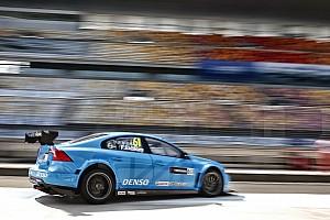 WTCC Practice report Shanghai WTCC: Ekblom keeps Volvo on top in FP2