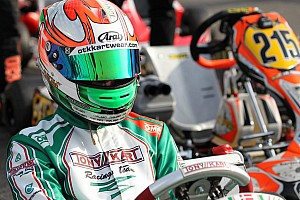 Kart Race report Nielsen takes second straight Winter Cup title
