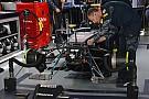 Formula 1 Bite-size tech: Red Bull RB12 aero rigs