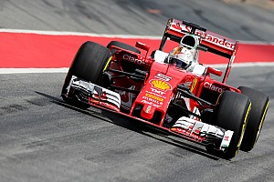 Formula 1 Testing report Barcelona F1 test: Vettel ends first day on top for Ferrari