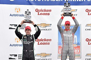 IndyCar Breaking news Power and Pagenaud have no issues over crucial pass