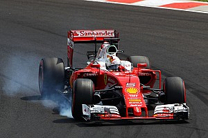 "Formula 1 Breaking news ""Sleeping"" Button cost me top-three starting spot, claims Vettel"