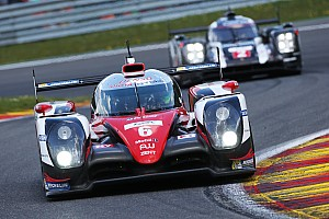 WEC Breaking news Engine tokens and 10MJ hybrids set for 2018 LMP1 rules