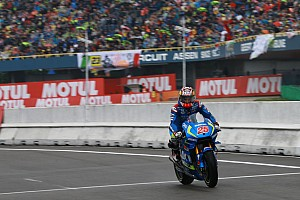 MotoGP Breaking news Vinales: Suzuki bike was