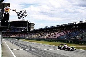 GP2 Race report Hockenheim GP2: Sirotkin forced to pit twice, wins anyway