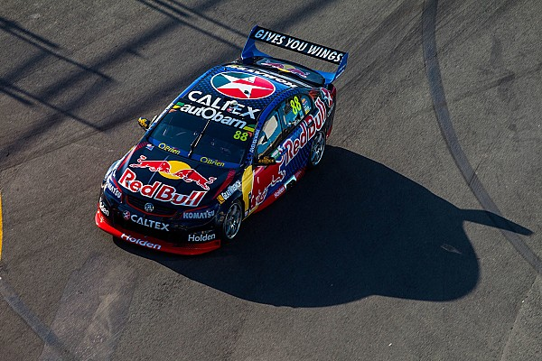 Supercars Qualifying report Gold Coast 600: Whincup edges Van Gisbergen in shootout